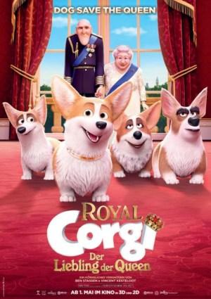 The Queens Corgi (2019)